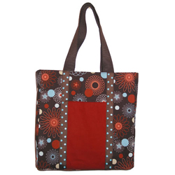 Holiday Gift Guide :  spirograph tote unique vintage
