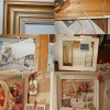 Tutorial Tuesday: Make a Clothesline Inspiration Board from an Old Frame