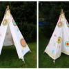 Tuesday Tutorial: Summertime Play Tent