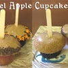 Guest Blog: What's So Indie About Food? by Jenn of JustJenn Designs - Caramel Apple Cupcakes