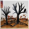 Tutorial Tuesday: Spooky Halloweeny Trees!