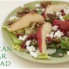 Guest Blog: What's so Indie About Food? Pecan Pear Salad