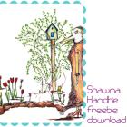 Another April Feed Your Soul contribution and an original art giveaway from artist Shawna Handke!