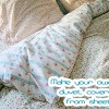 Tuesday Tutorial: Duvet Cover From Sheets