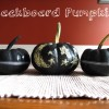Blackboard Pumpkins