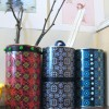 She's Crafty: Coffee Can Storage Containers