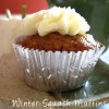 Winter Squash Muffins...my adventures with my CSA