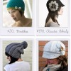 Accessories to keep you warm: hats