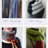 Accessories to keep you warm: more scarves, cowls & scarflettes