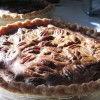 Handmade Holidays: Simple things - pecan pie & spending time with Grandmom