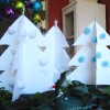 Handmade Holidays: diy winter tree template