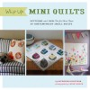 Guest Blog: Designing your own mini-quilts by Kathreen Ricketson