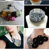 Statement Necklaces: make your own..or not