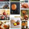 Halloween No-carve Pumpkins