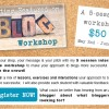 Getting Featured on Blogs Workshop