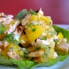 Thai Mango and Chicken Salad