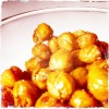 Sweet and Salty Toasted Chickpeas