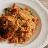 Arroz con Pollo with Chorizo