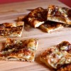 Fig and Manchego Flatbread