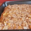 Pear and Apple Kuchen