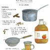 Mulled Cider How-to from Lisa Congdon