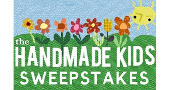 Handmade Kids Sweepstakes at Etsy