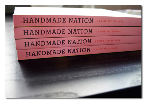 Guest Blog: It's a Handmade Nation by Marie Rounsavell (win