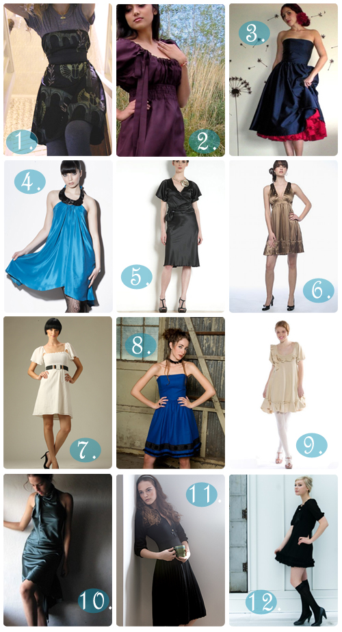 indie fixx blog archive party dresses from some of my favorite indie