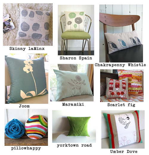 Home Week: Pillow Love