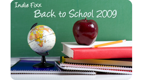Back to School Guide 2009