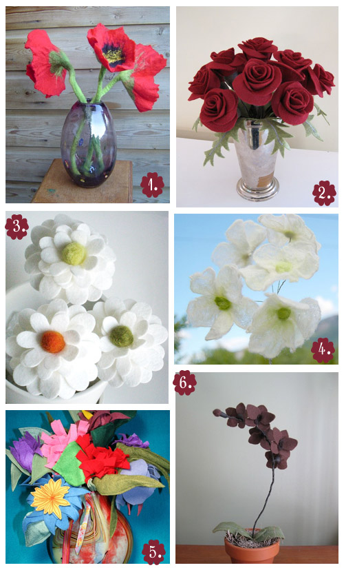 Pretty petals for your home