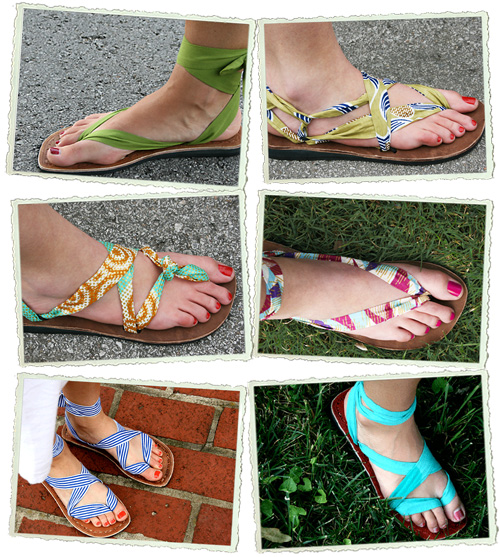 Win a pair of cute and socially responsible sandals!