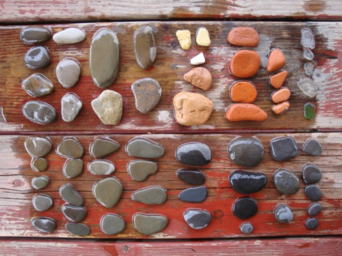 Guest Blog: Pebble inspiration by Margaret Oomen of Resurretion Fern