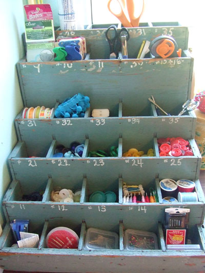 How do you organize? with Liz Scott - Indie Fixx