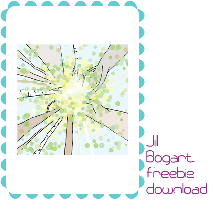 jill bogart free printable art download