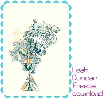 leah duncan