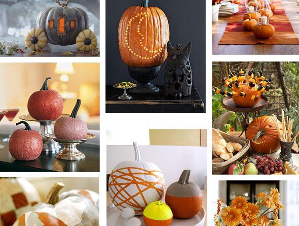 halloween no carve pumpkins