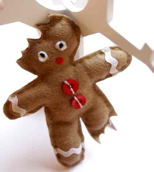 The Half eaten Gingerbreadman  http://www.flickr.com/photos/vadjutka/5202251847/in/pool-1496811@N22/ 