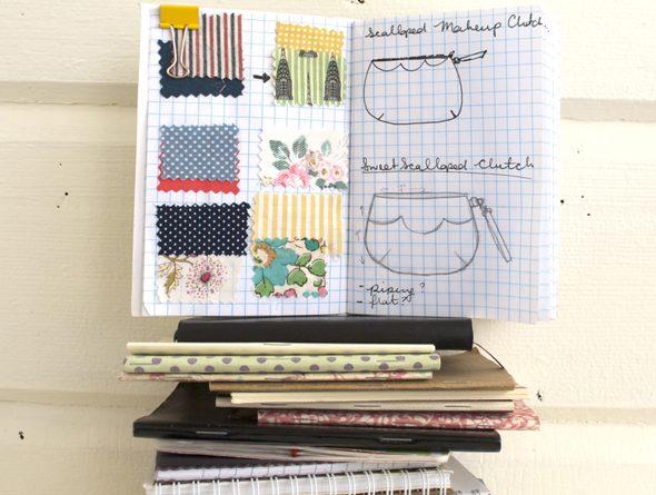 designer's sketchbook