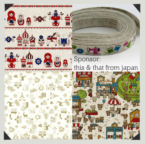 this and that from japan - japanese fabric & craft supplies