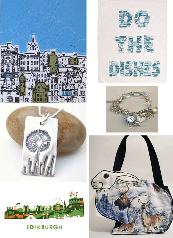 scottish handmade gifts