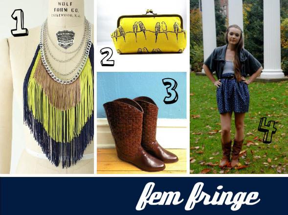 indie style 101 fern fringe