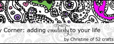 creativity corner: adding creativity to your life