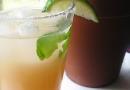 Summer Cocktail Series: Basil & Pink Grapefruit Paloma