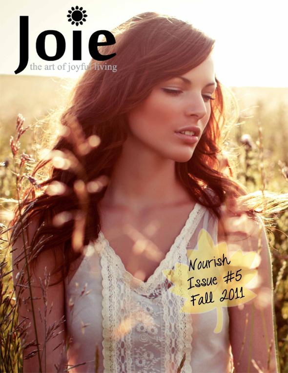 joie magazine