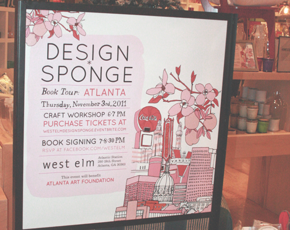 Design*Sponge at Home…Goes on Tour!