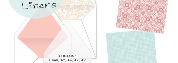 DIY Envelope Liners from Hello!Lucky