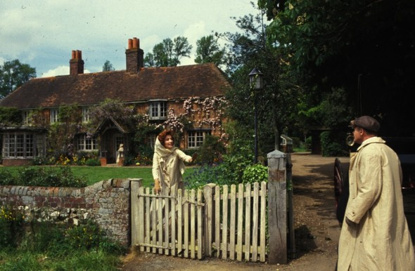 The cottage in Howards End