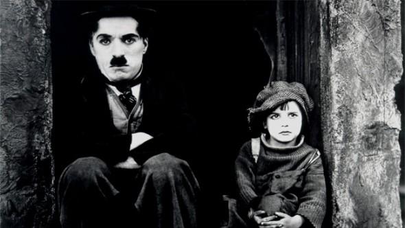 The Kid by Charlie Chaplin