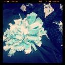 Holiday Fabric Brooch